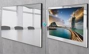 Телевизор в зеркале, видео окна и потолки