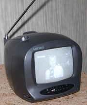 Телевизор черно-белый 5.5