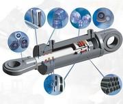 Ремонт гидроцилиндров для экскаваторов-погрузчиков.