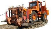 Железнодорожная путевая машина УПМ