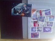 коллекция марок про космос 350 шт.
