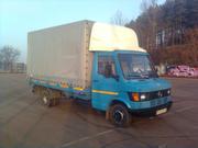 Грузоперевозки 2.7 тн,  20 куб.м. по г.Минску и РБ. Тент,  любая загрузка.