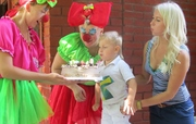 Детский Клоун на Ваш праздник