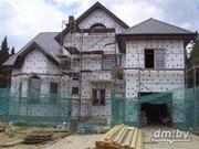 Отделка помещений,  фасад (мокрый),  утепление балконов,  лоджий,  штукату