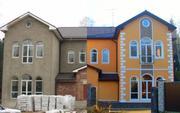 Весь спектр фасадного материала фирмы Caparol/оформление фасадов
