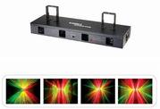 Аренда лазера светомузыки ультрафиолета прожекторов сканера