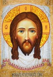 Изготовление икон,  картин и портретов из янтаря.