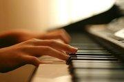 Уроки игры на синтезаторе/фортепиано