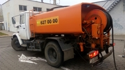 Прочистка канализации(гидродинамика)диаметр 300-600