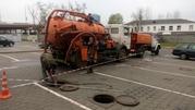 +375(29)627-00-00 аварийная прочистка канализации, устранение засоров, с