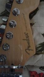 Продам электрогитару Fender Blacktop Stratocaster HH Floyd Rose