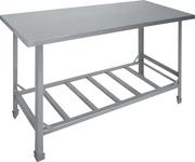 Производственные столы (сборные) 950х600х860