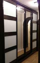 Шкафы-купе на заказ по индивидуальным размерам