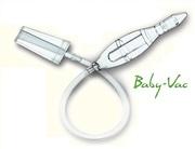 Детский вакуумный аспиратор Baby-vac (Бейби-вак) разборная колба