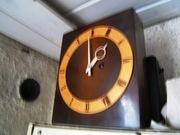 Часы настенные механические Весна СССР
