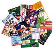 Требуется распространитель флаеров и визиток