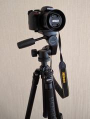 ФОТОАППАРАТ NIKON D3300kit 18-55 vrII + объектив NIKKOR 40mm f/2.8
