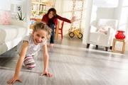 Хотите новый пол? Отличное предложение качественного и брендового напольного покрытия.