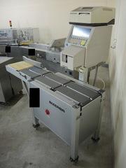 Bizerba GV (Б/у),  Взвешивание-печать-нанесение ,  оборудование б/у