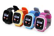 Оригинальные Smart Baby Watch Q80 (Детские умные часы)