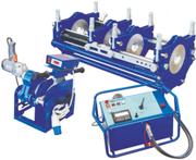 Установки для стыковой сварки полиэтиленовых труб ССПТ-160Э
