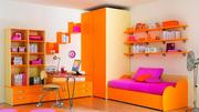 Детская мебель для квартиры,  детсада по индивидуальному проекту.