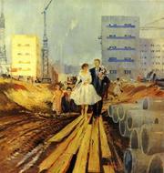 Покупаю живопись эпохи СССР с подписью художника