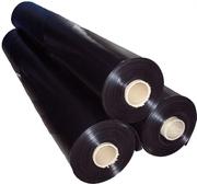 Пленка черная техническая