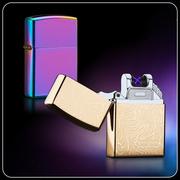 Электронная USB-зажигалка с двойной дугой