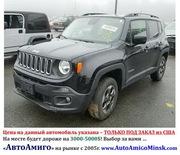 Внедорожник «Jeep» от 3-х до 5-и лет за 7-10 тыс.$ под ключ.