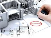Подготовка и сбор разрешительной документации для строительства жилого дома.