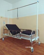медицинская кровать напрокат (доставка,  самовывоз)