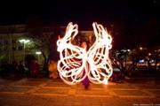 Весёлый ведущий и ди-джей с шоу программой на Новый Год,  огненное фаер