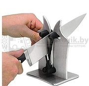 Ножеточка Bavarian Edge Knife Sharpener настольная,  нерж. сталь