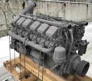 Двигатель ремонтный ЯМЗ 240