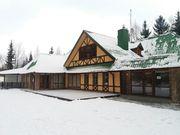 Баня (сауна) в Малиновке
