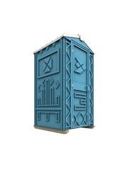 Новая туалетная кабина,  биотуалет Ecostyle в Республике Беларусь