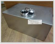 Бак для  перевозки спирта из нержавеющей стали (разных размеров)