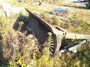Отвал для бульдозера Т-150 (болотник)