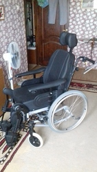 Кресло-коляска функциональная пассивная Rea Clematis (комплект)