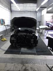 Пост подготовки к окраске авто