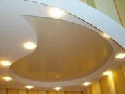 Стильные двухуровневые потолки. Низкие цены !!!