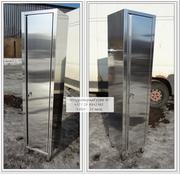 Шкаф из нержавеющей стали (хлебный,  гардеробный,  инвентарный) и т.д.