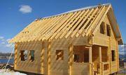 Строительство каркасных домов,  бань,  гаражей в Дзержинске