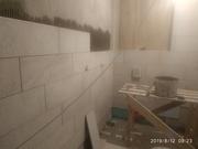 Укладка керамической плитки,  мозайки,  керамогранита на пол,  стены в са