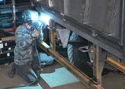 Сварочные работы,  электросварка для грузового транспорта