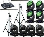 Аренда звуко- и светооборудования