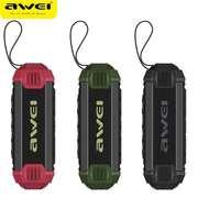 Портативная экстремальная Bluetooth колонка Awei Y280 (Bluetooth,  MP3,  AUX,  Mic)