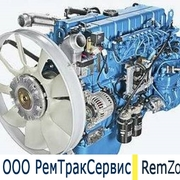 капитальный ремонт двигателя ямз-536